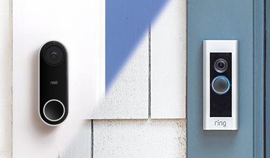 Welke video deurbel – Nest Hello of Ring Video Doorbell Pro?
