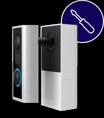 ring doorview deurbel installatie e1607033640277