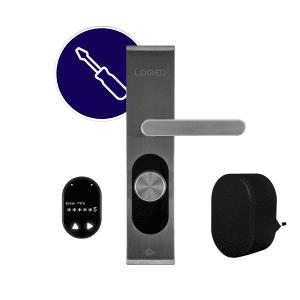 LoQed Touch Smart Lock installatie